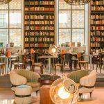 Bookstore caffe